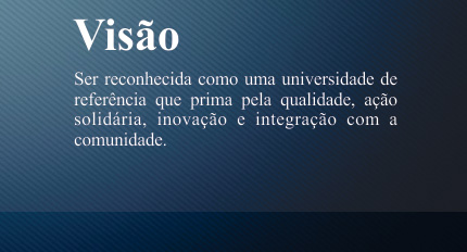 Universidade Regional Integrada do Alto Uruguai e das Miss�es